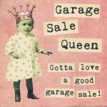 garage sale queen